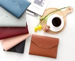 Plain Leather Corporate Gifts Bag, For Office