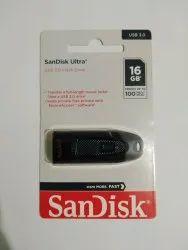 SanDisk 16 GB Ultra USB 3.0 Flash Drive