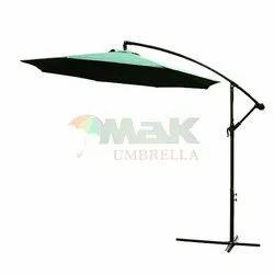 Green Side Pole Umbrella