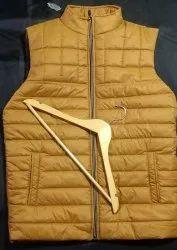 Winter HD Naylon Mens Sleeveless Jackets, Size: m to xxl