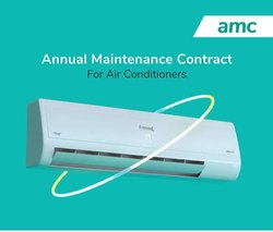 Copper Air Conditioner Annual Maintenance Contract, For Commercial