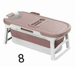 Imported Plastic Baby Bathing Tub