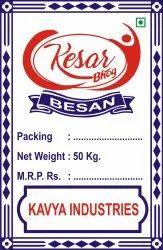Indian Chana Besan, 25 kg and 50 kg
