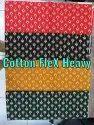 Cotton Flex Printed Fabric