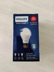 PHILIPS Stellar Bright Energy Saver LED Lamp 12W (220v-240v-50Hz)