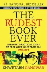 Self Help English The Rudest Book Ever
