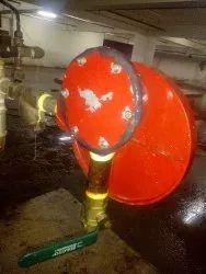 Fire Alarm Gong Bell 150 Mm Dia