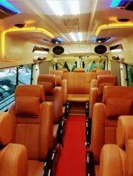 Tempo Traveller Rental Services