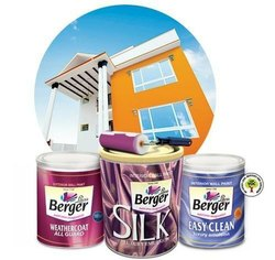 Green Berger Paints, Packaging Size: 2 L