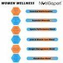 Nutriekspert Multivitamin For Women