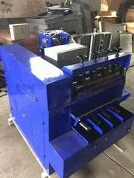 Steel Wire Scrubber Making Machine