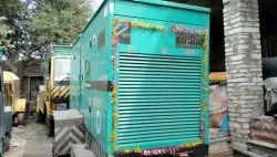 Second hand diesel generator 125 kv