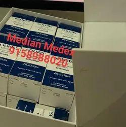 Alexion Soliris Eculizumab 300mg, Dose: 21mg-30mg, Packaging Size: 30 Ml