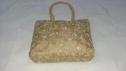 Hayat manufacture Shoulder Bag Ladies Handbag, 100, Size: 15x12 Inch
