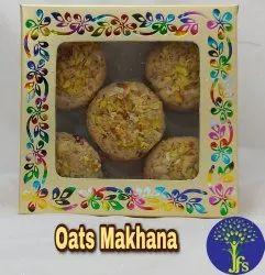 Oats Makhana Ladoo
