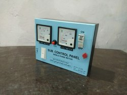 Single Phase Motor Submersible Pump Control Panel