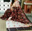 Mom Hand Batik Prints On Mulmul Cotton Sarees