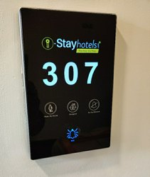Do No Disturb, Make My Room Touch Panel, 2M