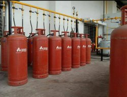 Commercial Gas Cylinder Refilling Services, For Industrial