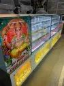 Sweet Display Counter For Confectionery Shop Counter