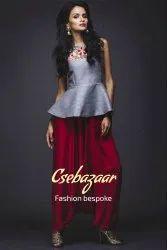 Womens Indowestern Dress
