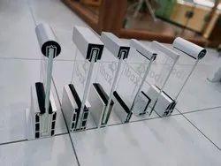Bar Aluminium Glass Railing