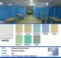 72 Hospital ICU Partition Curtain Track