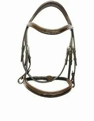 Brown Leather Horse Bridle