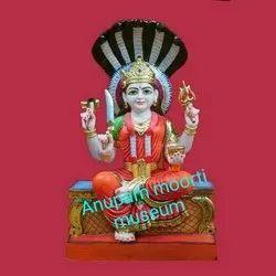 Karumari amman Marble Statue