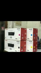 Canon Color Toner Cartridge