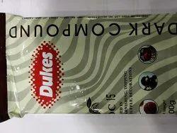Rectangular Dukes Dark Compound Chocolate 15