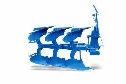 Omkar 3 Bottom Mechanical Reversible Plough, For Agriculture