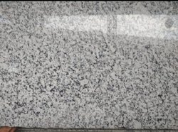 Polished Big Slab Cotton White Granite Slabs, For flooring and stairs, Thickness: 15-20 mm