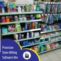 Provision Store Billing Software