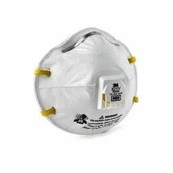 Cotton Reusable 3m 8210v Mask, For Hospital