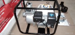 Rainolex Water pump wp30 start kerosen, For Industrial, 5 - 27 HP