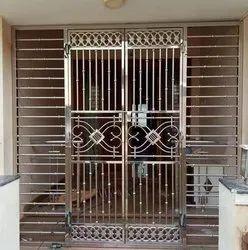 Stainless Steel SS Door