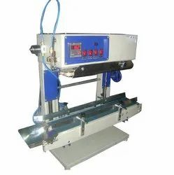 Indian Nitrogen continuous band sealer