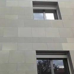 Plain Stone Wall Cladding