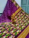 Soft Dhakai Jamdani Sarees