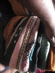 Paint company and hardware use Plain Colour Cotton Saree, Without blouse piece, 5.2 m (separate blouse piece)