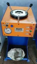 Mild Steel Vertical Hose Crimping Machine