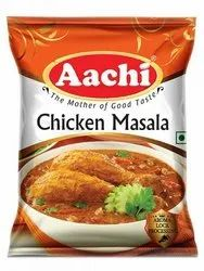 AACHI CHICKEN MASALA, Packaging Size: 50 g, Packaging Type: Pouch