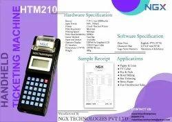 NGX Handheld Ticketing Billing Machine