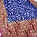 Banarasi Khadi Georgette Chiffon Silk Sarees