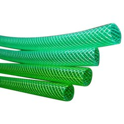 PVC Green Braided Hose Pipe