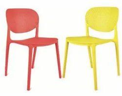 Plastic Standard Casper Cafeteria Chair