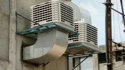 Froster Central Cooling System, Capacity: 22000 Cmh