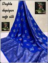 Handloom Banarasi Alfy Pattu Silk Sarees