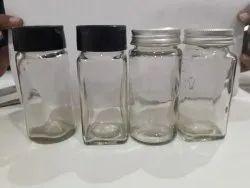100ML SPICE GLASS JAR